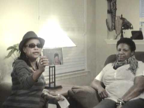 Tra-C' Larger than Life Interviews Demaries Glaspie Gospel Singer.