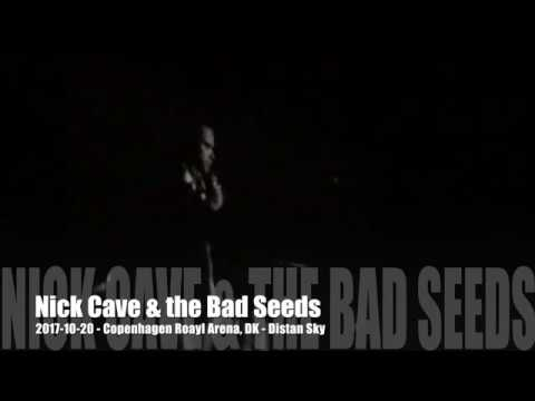 Nick Cave & the Bad Seeds - 2017-10-20 - Copenhagen Royal Arena, DK - Distant Sky with Else Torp