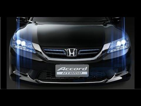 New Honda Accord Hybrid...The Hybrid perfection