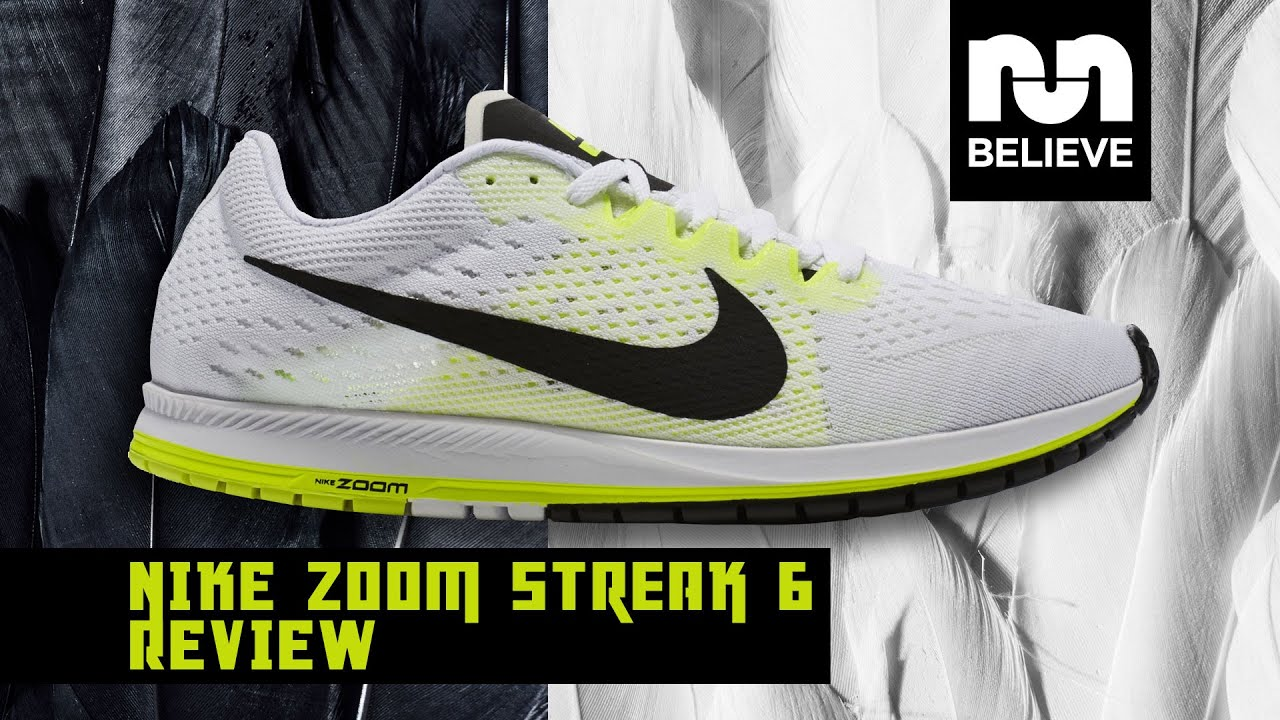 Moler fusión Rayo  Nike Streak 6 Running Shoe Review by Brian Shelton of Foothills Running