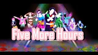 Video Just Dance 2018 Five More Hours By Chris Brown download MP3, 3GP, MP4, WEBM, AVI, FLV Oktober 2018