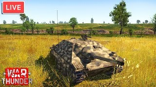 ELITE WWII TANK HUNTERS IN BATTLE | Ground Forces | War Thunder Gameplay