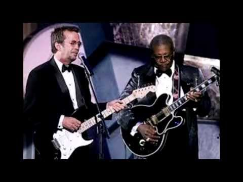 B.B. King & Eric Clapton -- Riding With The King