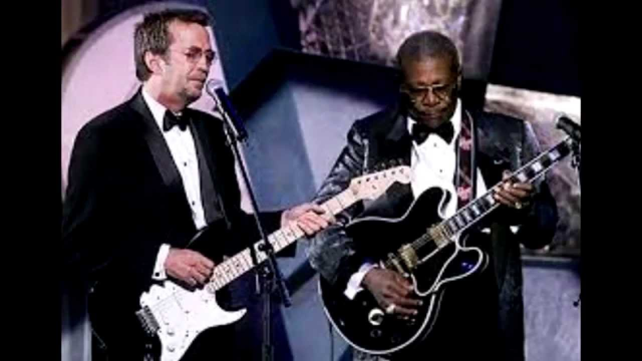 B.B. King & Eric Clapton -- Riding With the King - YouTube