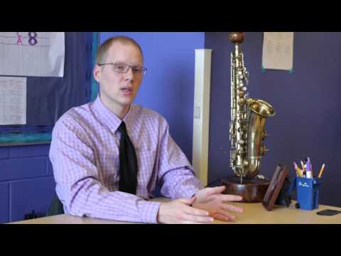 Music Teacher Explains Why Students Should Learn an Instrument