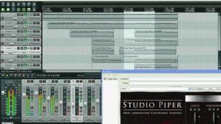 Electronic Bagpipes: Studio Piper & the Technopipes - Clumsy Lover Jig