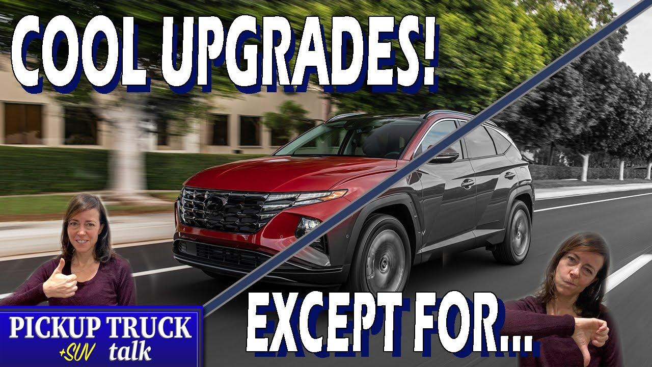 5 Likes/Dislikes, 2022 Hyundai Tucson First Drive Review