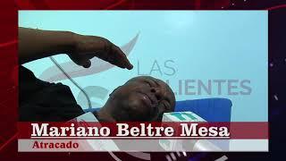 """Hombre dice """"Fernando Caga en Funda  me atracó, me quitó 2 cadenas, 11 mil pesos y un celular"""""""