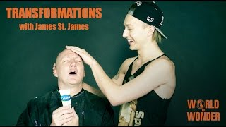Bible Girl and James St. James - Transformations