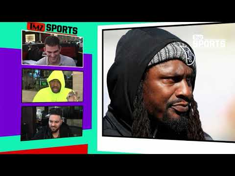 Marshawn Lynch to Oakland City Council, 'Best Not Lose the A's' | TMZ Sports