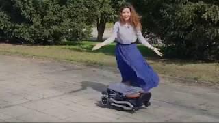 Коляска Euro-Cart Spin
