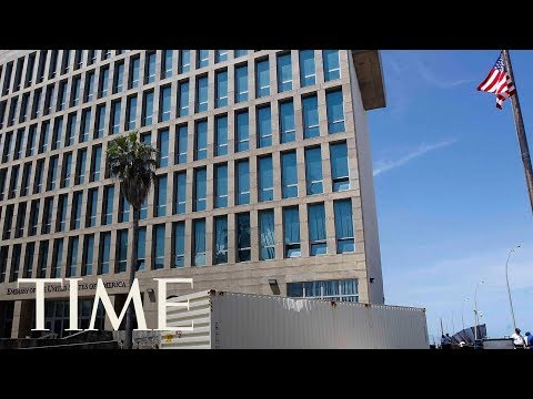 """The U.S. Issues Travel Warning To Cuba After """"Direct Attacks"""" On Diplomats   TIME"""