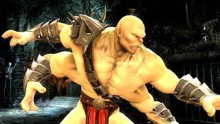 Mortal Kombat Komplete Edition - Goro Classic Ladder 60FPS Gameplay Playthrough