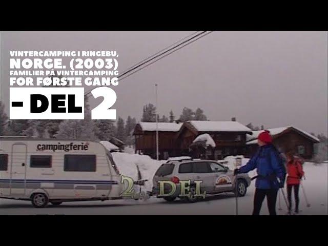 Vintertesten i Ringebu Norge - Del2  (2003)