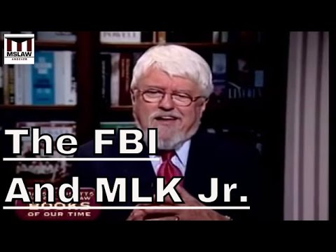 The FBI and Martin Luther King