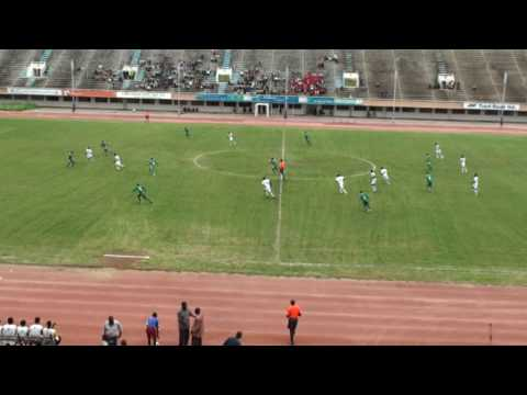 fastest goal  ever in the history of the gambia