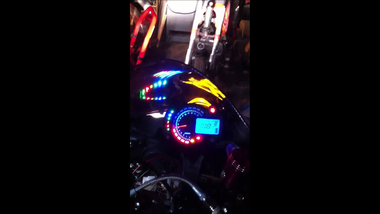 chinese ss182 digital speedo installation tips cbr forum enthusiast forums for honda cbr owners [ 1280 x 720 Pixel ]