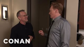 Conan's First Guest Of 2019
