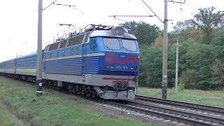 ЧС4-105 с поездом №769 Киев - Могилёв-Подольский(, 2017-10-04T13:00:05.000Z)