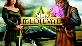 Sims Medieval Gameplay: Torturing A Sim