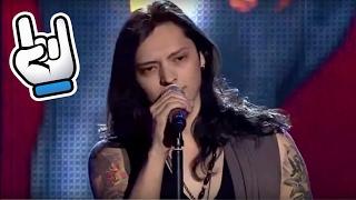 KEREN! Suara Rock Mengesankan Di Ajang Pencari Bakat  - Amazing Male Rock Voice Mp3