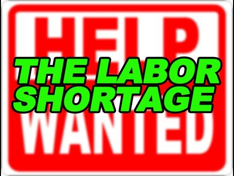 The Labor Shortage