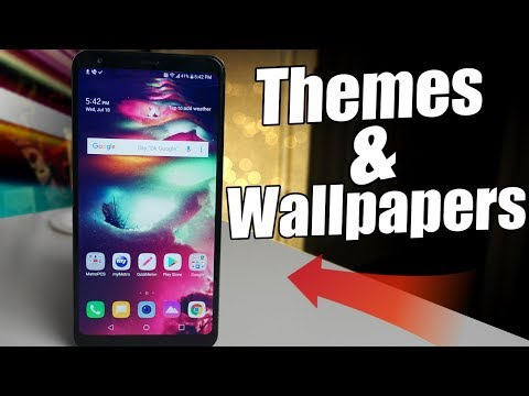Lg Stylo 4 Themes Wallpapers