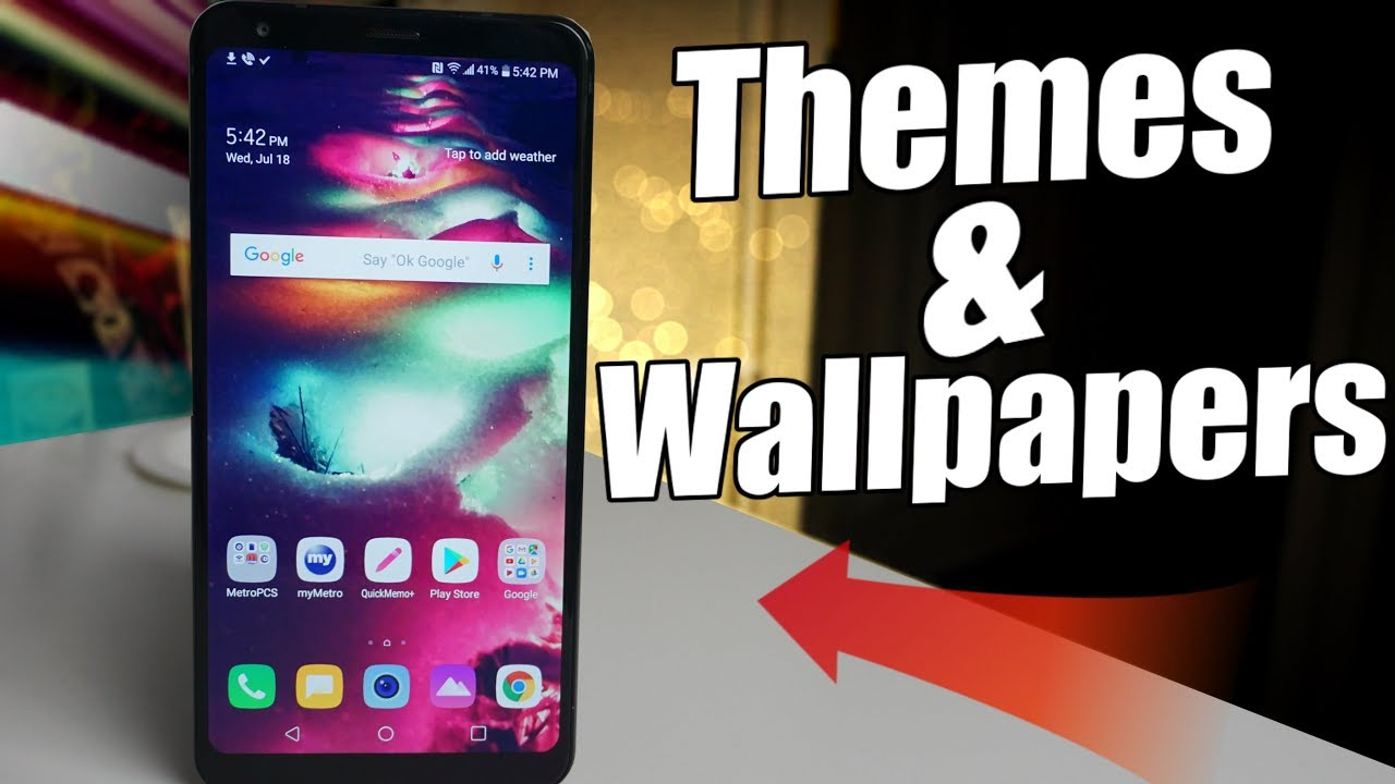 LG Stylo 4 | Themes & Wallpapers