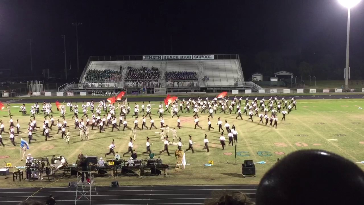 Vero Beach High School Marching Band Show 2017 2016