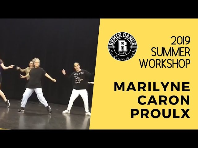 Summer Workshop 2019 - Marilyne Caron Proulx