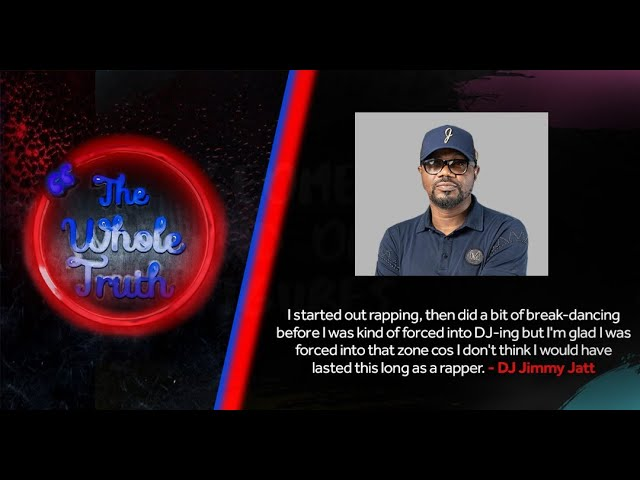 The Whole Truth - DJ Jimmy Jatt Talks Starting Out As a Rapper, Dancer and Transitioning To a DJ