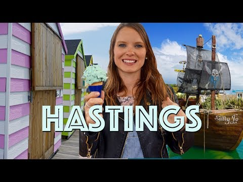 A Day Trip To Hastings, South East England (plus a hilarious #fail!) | #ad