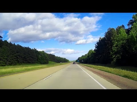 Road Trip #186 - I-49 S - Exit 73: Woodworth to Exit 46: St  Landry, Louisiana