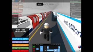 Roblox Gameplay UK Train Simulator