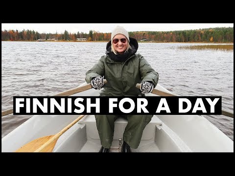 Finnish For A Day