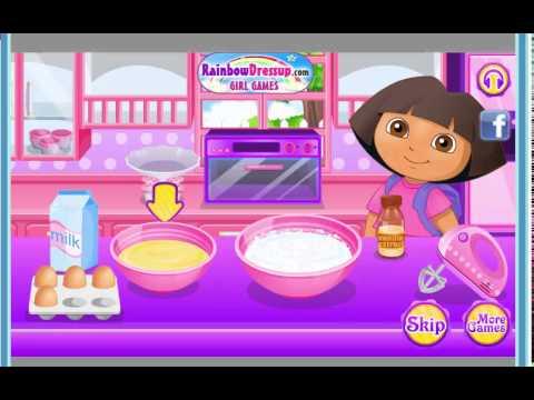 Dora The Explorer - Baby Games - Dora Games - Game For Kids