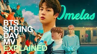 Video BTS Spring Day MV EXPLAINED | Sewol Ferry, Snowpiercer & Survivors download MP3, 3GP, MP4, WEBM, AVI, FLV Juli 2018