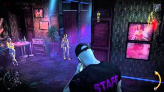 hitman absolution strip club gameplay