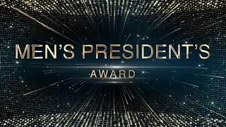 2018 Black and Gold Awards: Men's President's Award thumbnail