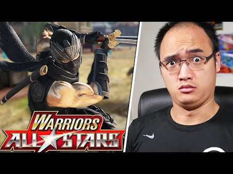 DYNASTY NINJA ! | Warriors All-Stars