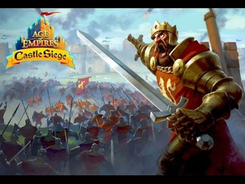 Age Of Empires Castle Siege Android IOS Gameplay HD