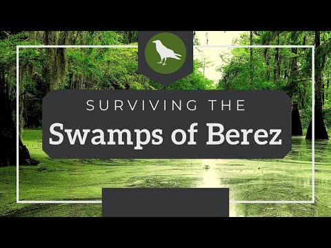 A Guide To The Darkest Berez | Running Curse Of Strahd 5e