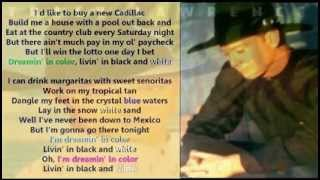 Tracy Lawrence - Livin' In Black And White ( + lyrics 1997)