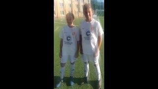 CZ2- Mecz Ligi Młodzika Iskra Kochlice vs Miedź Legnica 12.09.2018 - II Połowa