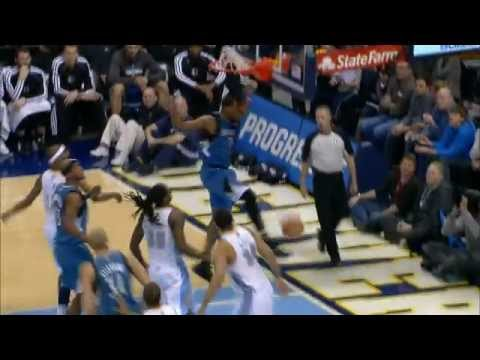 Derrick Williams Cleans Up with Authority