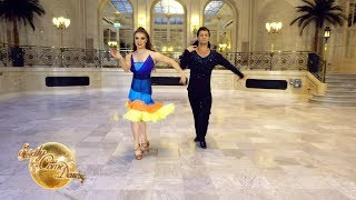 Learn How To Samba - Strictly Come Dancing 2017