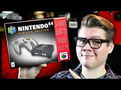 My N64 Classic Edition Predictions (Game List, Release Date, & More!)   Nintendrew