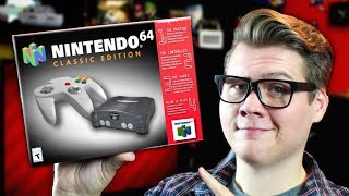 My N64 Classic Edition Predictions (Game List, Release Date, & More!) | Nintendrew