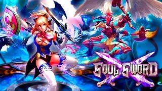 Геймплей игры Soul Sword