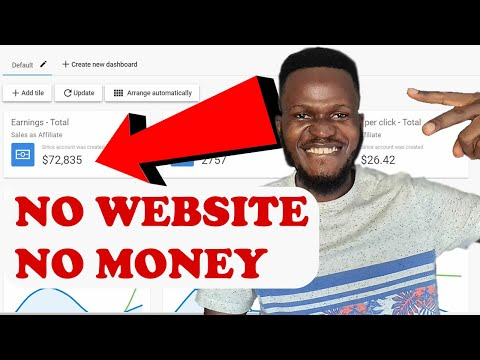 Affiliate Marketing Tutorial: How I Made ($72,835) Online With Affiliate Marketing [Step By Step]
